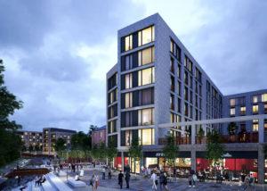 What is Bolton's Regeneration Masterplan? Church Wharf