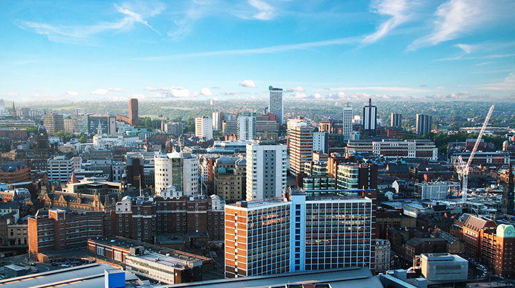 Regeneration of Leeds City Centre Brings Investment Prospects